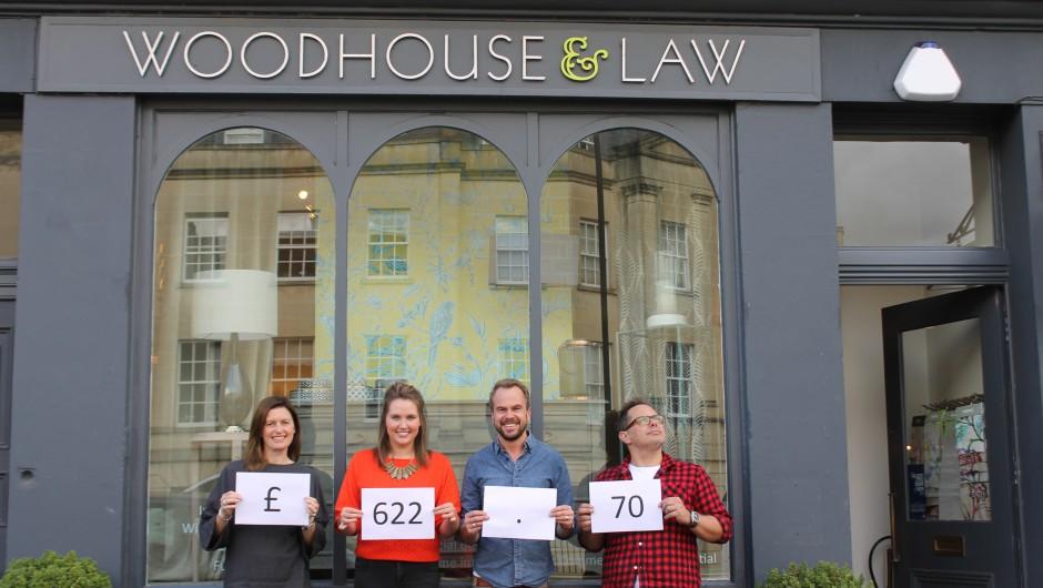 Bath Food Bank fundraising