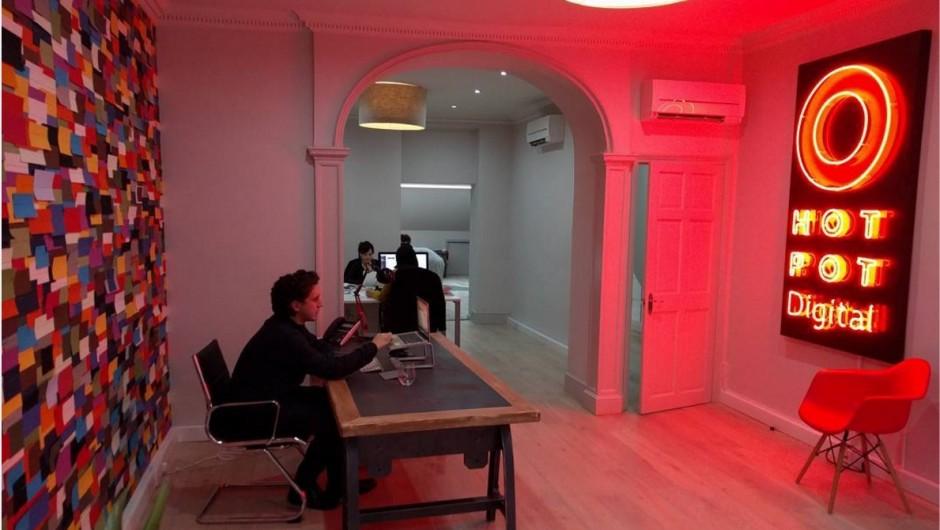 New marketing agency project in London