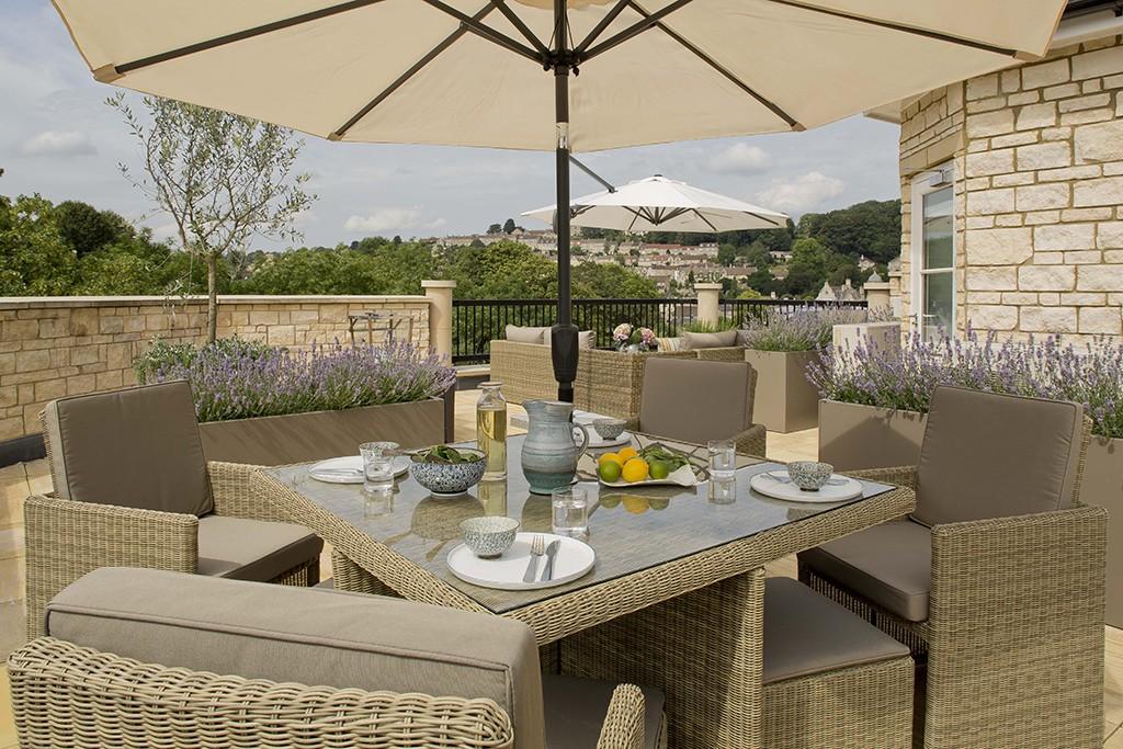 Garden Design In Bath | Bath Garden Design | Landscape Garden Design ...