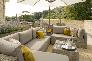rooftop garden design in bristol