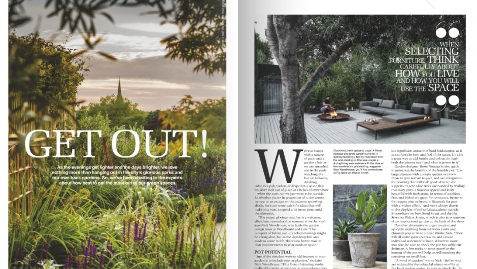 Garden tips from Nick, hot off the press!
