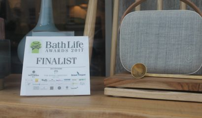We're a Bath Life Award finalist!