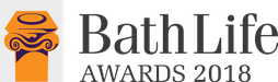 We're Bath Life Awards finalists!